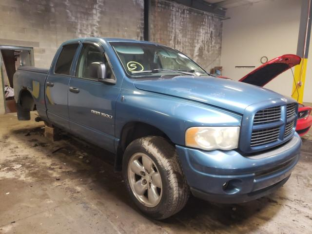 Salvage cars for sale from Copart Chalfont, PA: 2003 Dodge RAM 1500