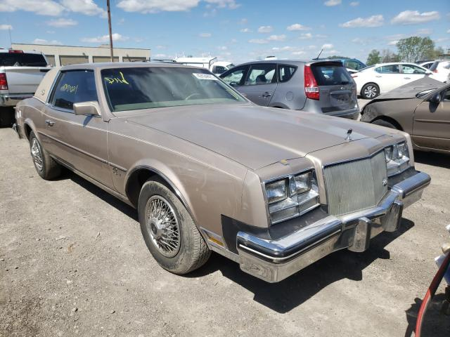 Buick Riviera salvage cars for sale: 1985 Buick Riviera