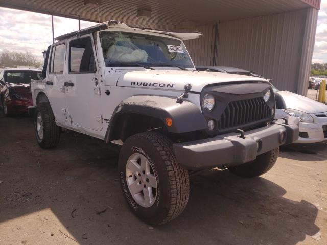 Salvage cars for sale from Copart Fort Wayne, IN: 2017 Jeep Wrangler U