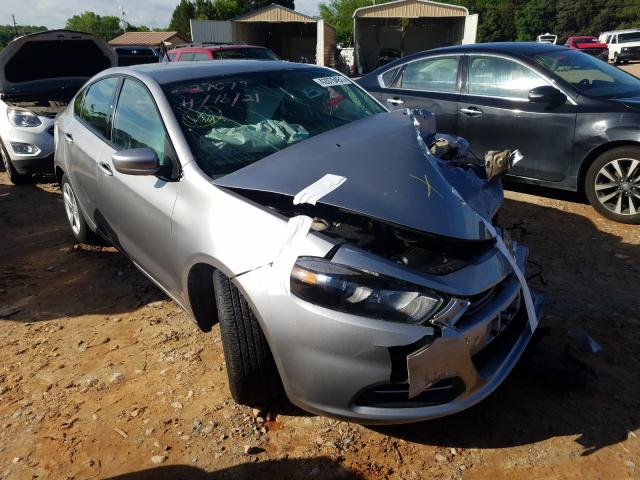 Dodge Dart salvage cars for sale: 2016 Dodge Dart