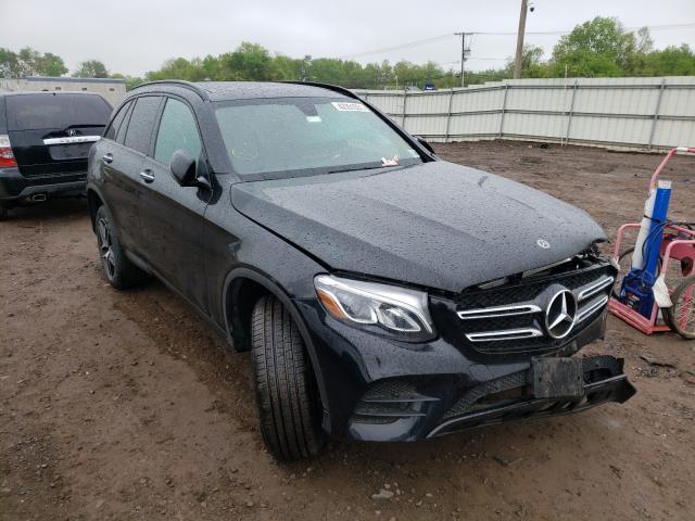 Mercedes-Benz Vehiculos salvage en venta: 2019 Mercedes-Benz GLC 300 4M