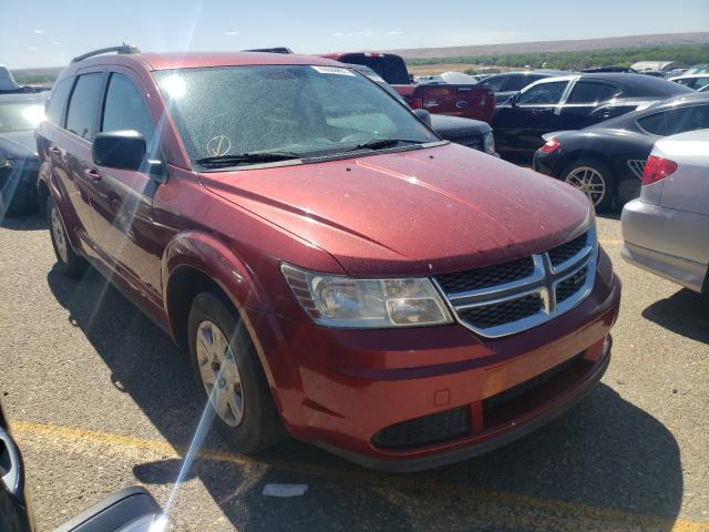 Salvage cars for sale from Copart Albuquerque, NM: 2011 Dodge Journey EX