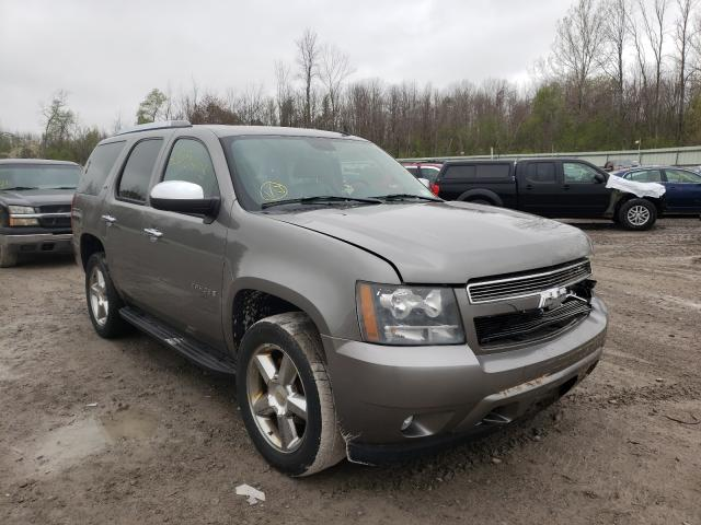 Salvage cars for sale from Copart Leroy, NY: 2007 Chevrolet Tahoe K150