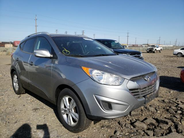 Salvage cars for sale from Copart Pasco, WA: 2012 Hyundai Tucson GLS
