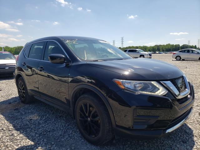 Salvage cars for sale from Copart Memphis, TN: 2017 Nissan Rogue S