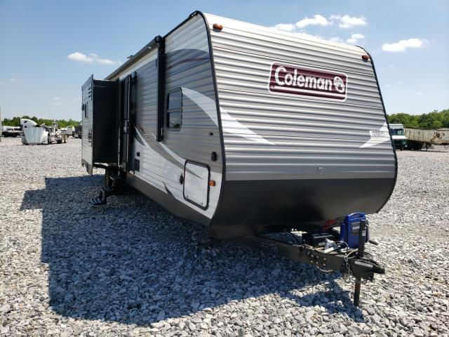 Coleman Vehiculos salvage en venta: 2019 Coleman Travel Trailer