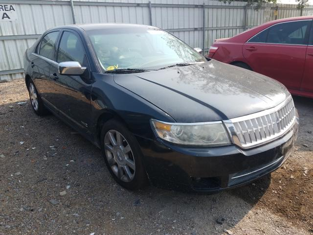 Salvage cars for sale from Copart Mercedes, TX: 2009 Lincoln MKZ