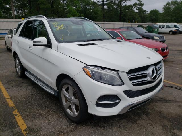 2018 Mercedes-Benz GLE 350 4M en venta en Eight Mile, AL