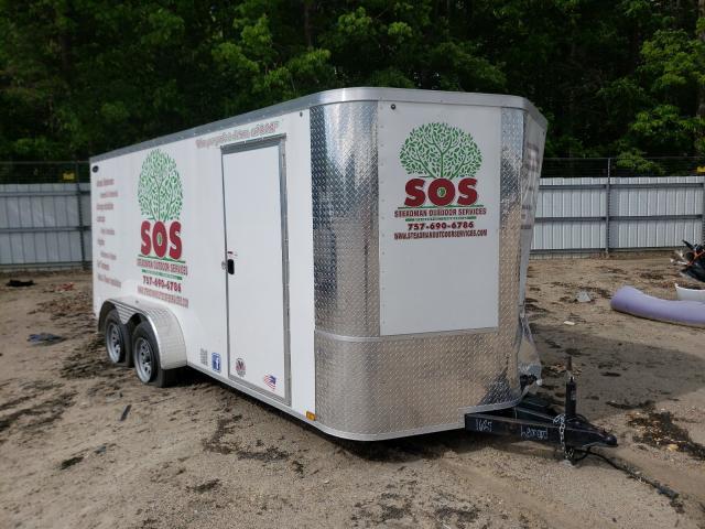 2021 Cargo Cargo Trailer en venta en Hampton, VA