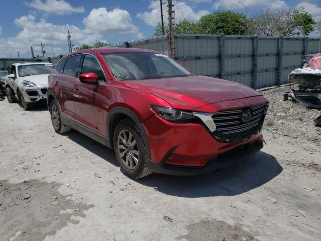 Salvage cars for sale from Copart Homestead, FL: 2018 Mazda CX-9 Touring