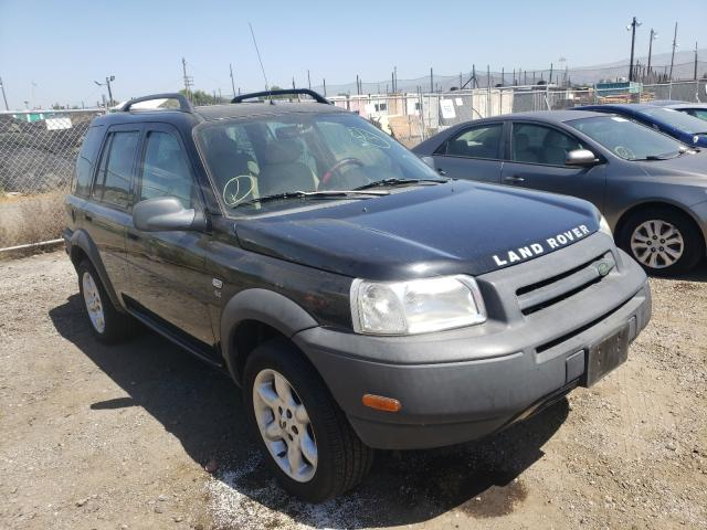 Land Rover Freelander salvage cars for sale: 2003 Land Rover Freelander