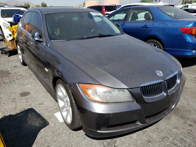 Salvage cars for sale from Copart Colton, CA: 2008 BMW 335 I