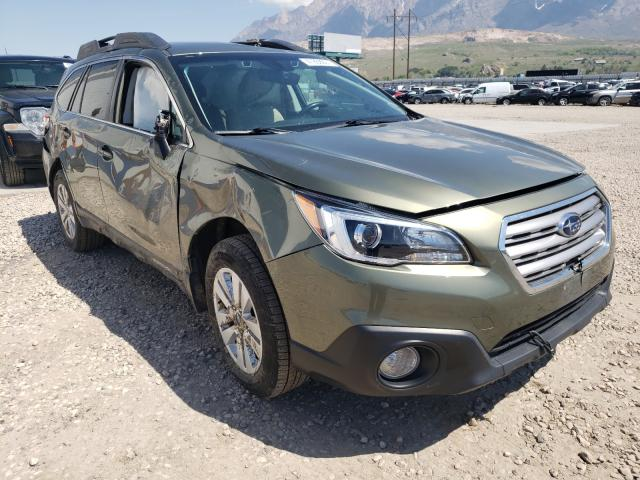 Salvage cars for sale from Copart Farr West, UT: 2017 Subaru Outback 2