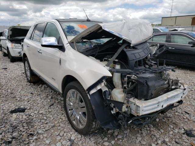 Lincoln MKX salvage cars for sale: 2009 Lincoln MKX