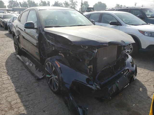 Salvage cars for sale from Copart Colton, CA: 2019 BMW X6 XDRIVE3