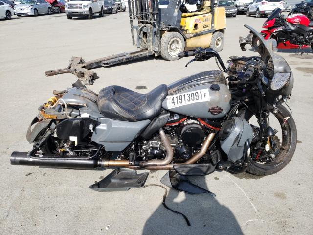 Salvage cars for sale from Copart San Diego, CA: 2018 Harley-Davidson Flhxse CVO