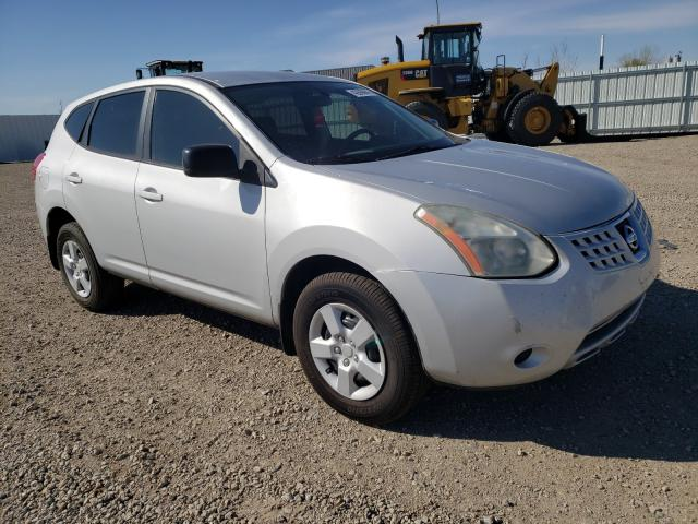 Salvage cars for sale from Copart Bismarck, ND: 2008 Nissan Rogue S