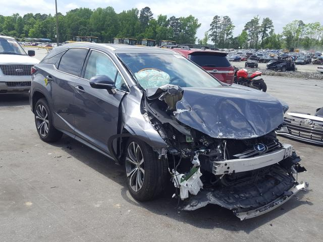 Lexus RX350 salvage cars for sale: 2016 Lexus RX350