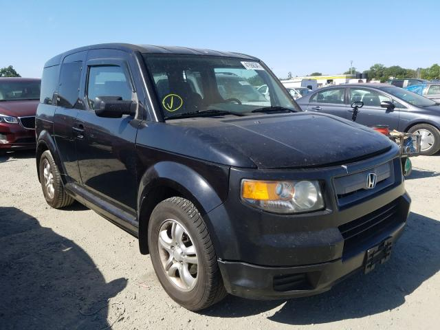 Salvage cars for sale from Copart Antelope, CA: 2008 Honda Element SC