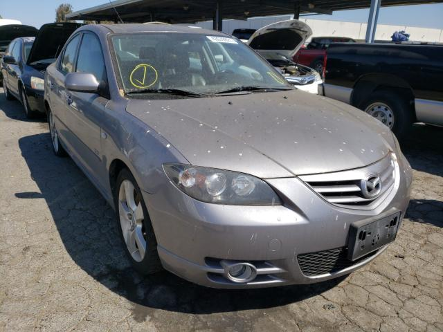 Mazda 3 S salvage cars for sale: 2006 Mazda 3 S