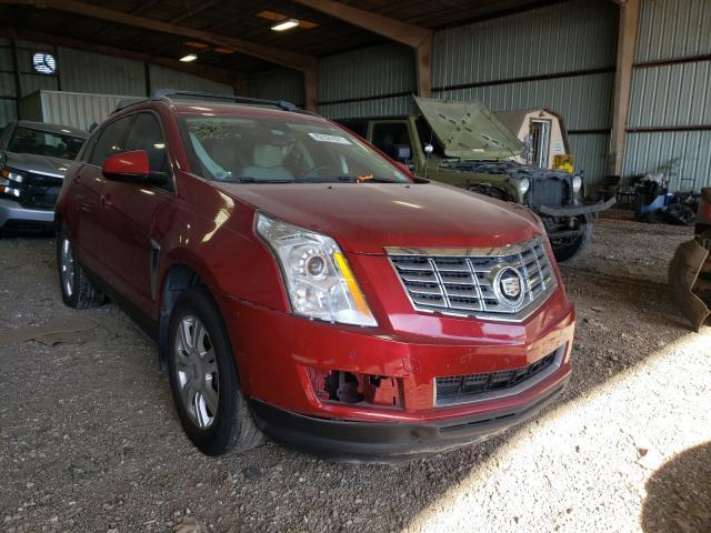 Cadillac salvage cars for sale: 2014 Cadillac SRX Luxury