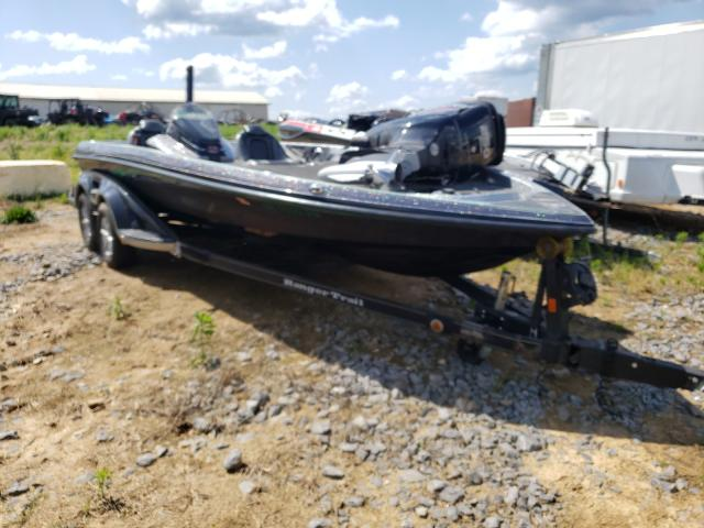 Salvage boats for sale at Madisonville, TN auction: 2016 Land Rover Boat