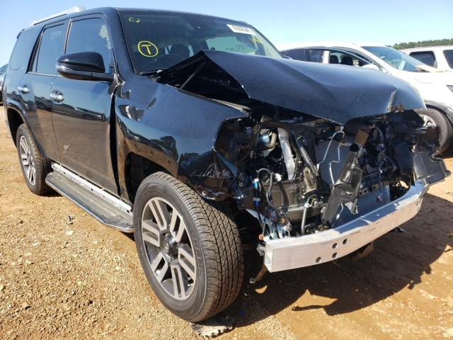 Salvage cars for sale from Copart Longview, TX: 2021 Toyota 4runner TR