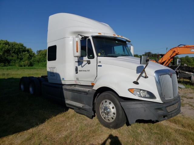 Salvage cars for sale from Copart Riverview, FL: 2013 International Prostar