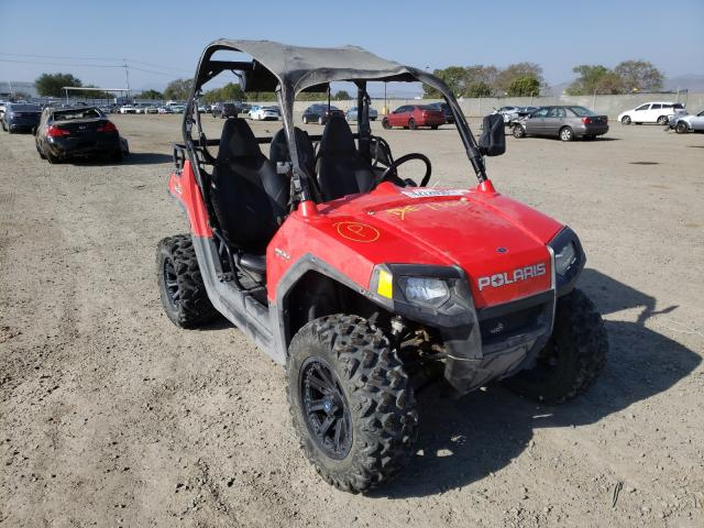 Salvage cars for sale from Copart San Diego, CA: 2008 Polaris Ranger RZR