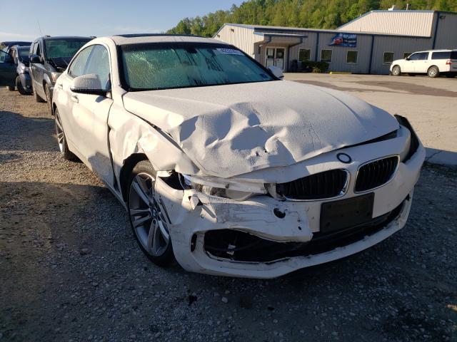 BMW Vehiculos salvage en venta: 2017 BMW 430XI Gran