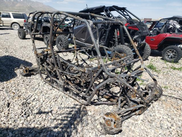Salvage motorcycles for sale at Magna, UT auction: 2016 Polaris RZR