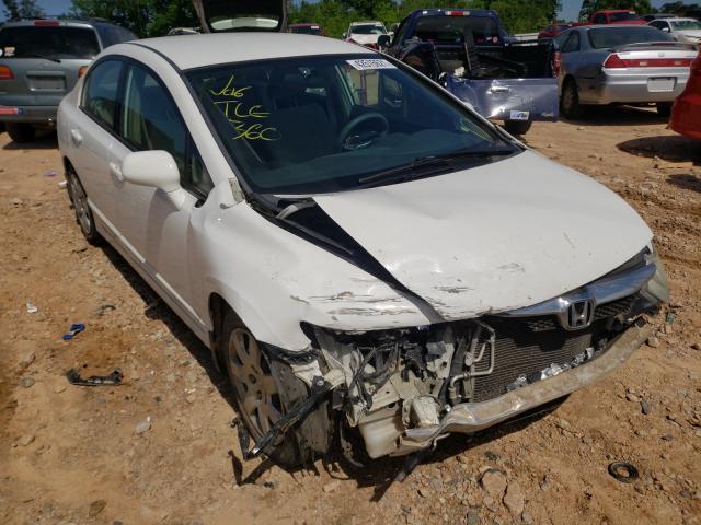 Vehiculos salvage en venta de Copart China Grove, NC: 2010 Honda Civic LX