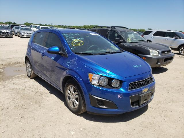 2016 Chevrolet Sonic LT for sale in Temple, TX