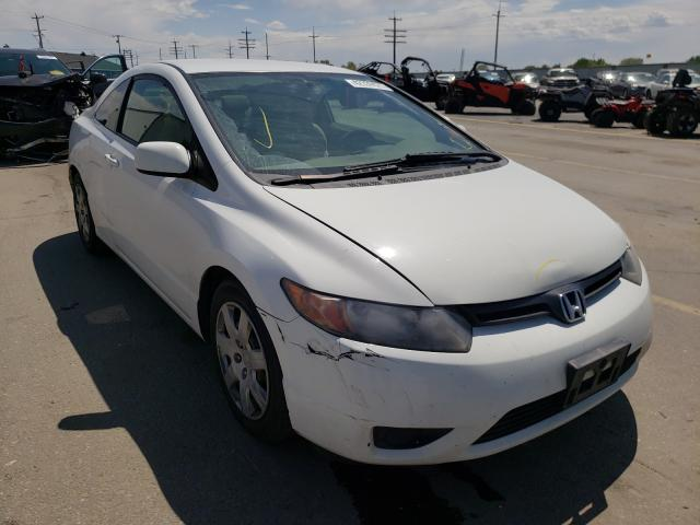 Salvage cars for sale from Copart Nampa, ID: 2008 Honda Civic LX