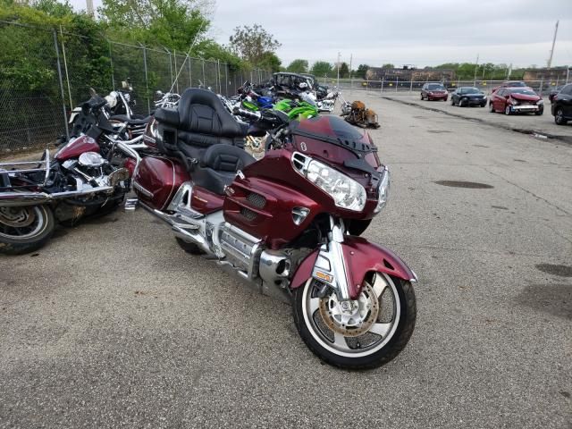 Salvage motorcycles for sale at Moraine, OH auction: 2004 Honda GL1800