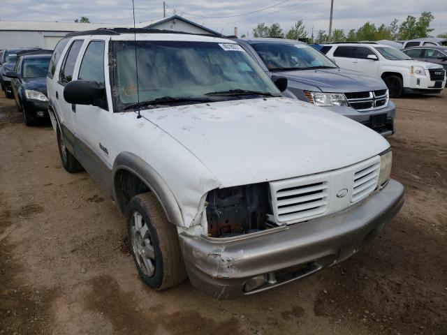 Oldsmobile salvage cars for sale: 1999 Oldsmobile Bravada