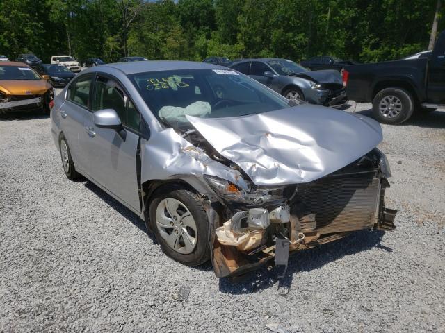 Vehiculos salvage en venta de Copart Loganville, GA: 2013 Honda Civic LX