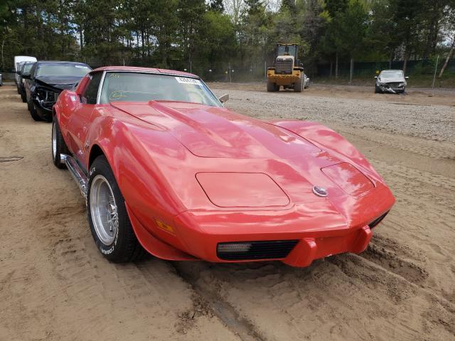1975 Chevrolet Corvette for sale in Ham Lake, MN