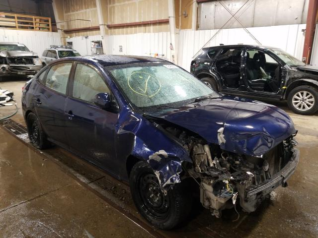 Salvage cars for sale from Copart Anchorage, AK: 2008 Hyundai Elantra GL