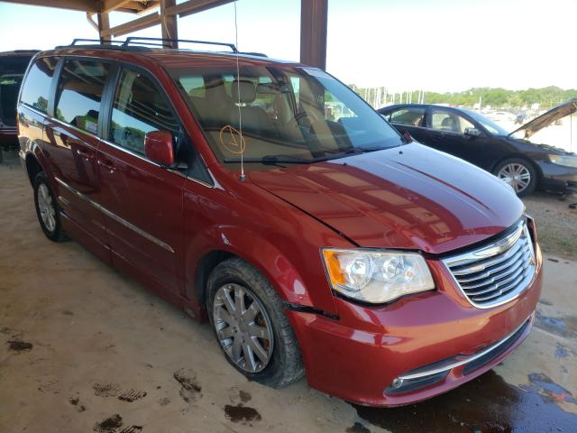 Salvage cars for sale from Copart Tanner, AL: 2014 Chrysler Town & Country