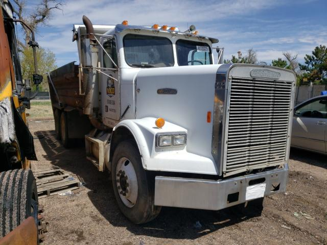 Salvage trucks for sale at Littleton, CO auction: 1986 Freightliner Convention