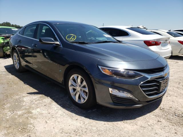 Vehiculos salvage en venta de Copart Houston, TX: 2019 Chevrolet Malibu LT