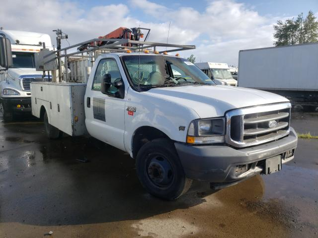2002 Ford F350 Super for sale in Woodburn, OR