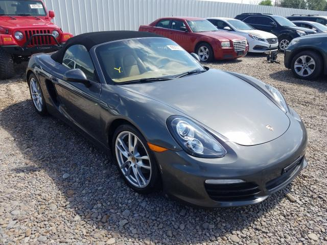 2015 Porsche Boxster for sale in Mercedes, TX