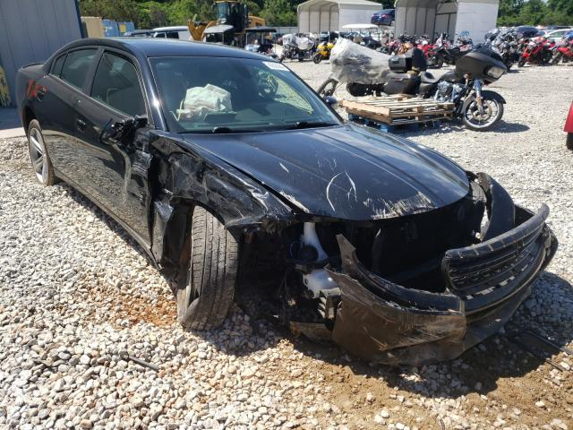 Salvage cars for sale from Copart Ellenwood, GA: 2016 Dodge Charger R