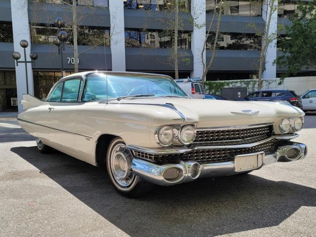 Cadillac salvage cars for sale: 1959 Cadillac Series 62