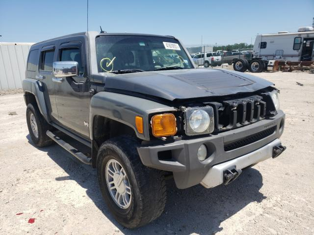Hummer H3 salvage cars for sale: 2009 Hummer H3