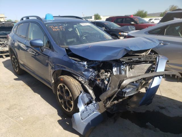Salvage cars for sale from Copart Tulsa, OK: 2021 Subaru Crosstrek