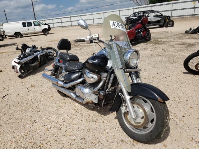 Salvage cars for sale from Copart Mercedes, TX: 2007 Suzuki VL1500