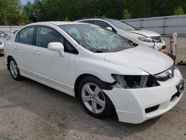 Salvage cars for sale from Copart Fredericksburg, VA: 2010 Honda Civic LX-S